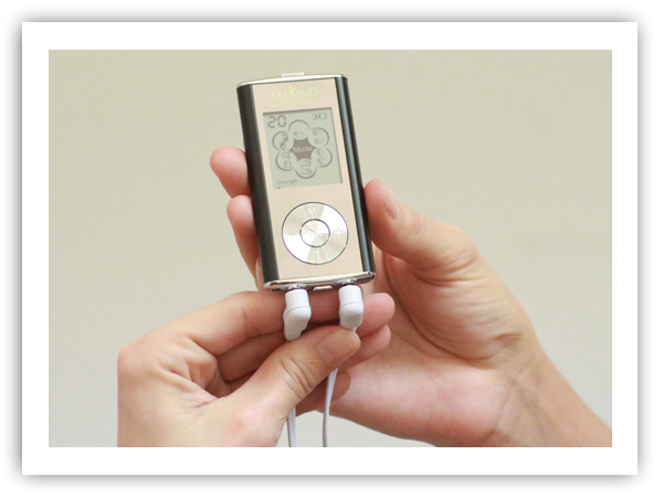 How To Use The Electronic Pulse Massager Ipro Massager Eliking