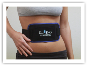 Ipro Massager III Belt On Higher